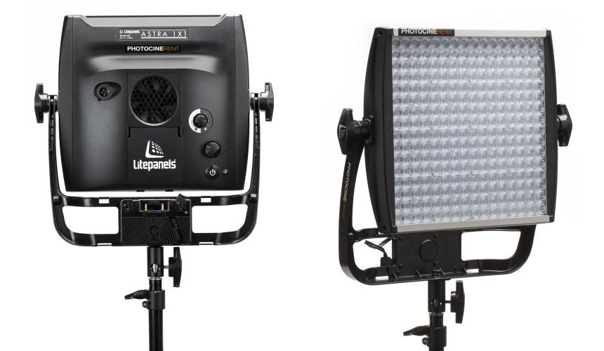 Litepanels Astra 1x1 Bi-Color LED