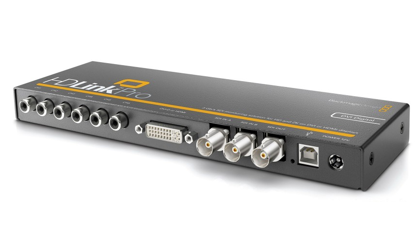 Blackmagic HD Link Pro DVI