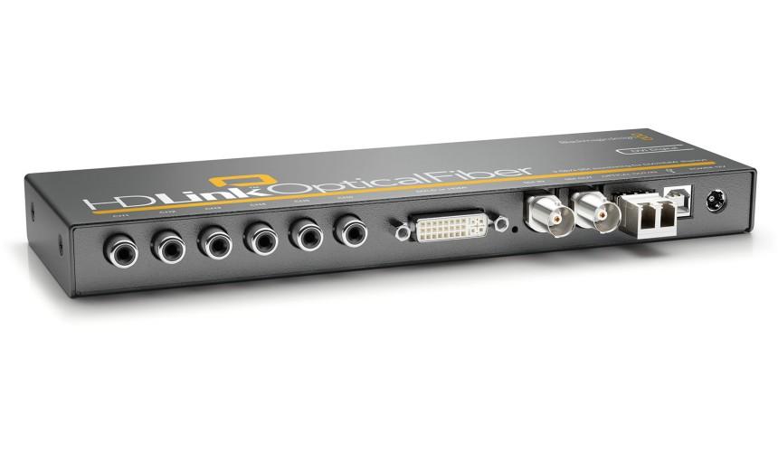 Blackmagic HD Link Optical Fiber