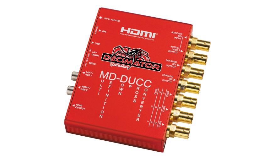 Decimator MD-DUCC Convertisseur Up Down Cross