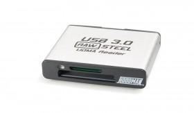 Hoodman USB 3.0 CF/SD Reader