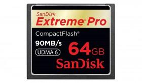 SanDisk CF 64GB Extreme Pro 90MB/s
