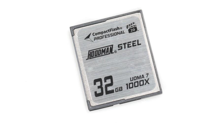 Hoodman RAW 32GB 145MB/s