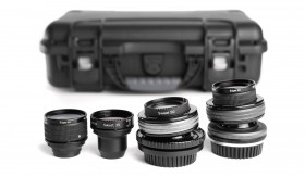 Lensbaby Movie Maker's Kit II