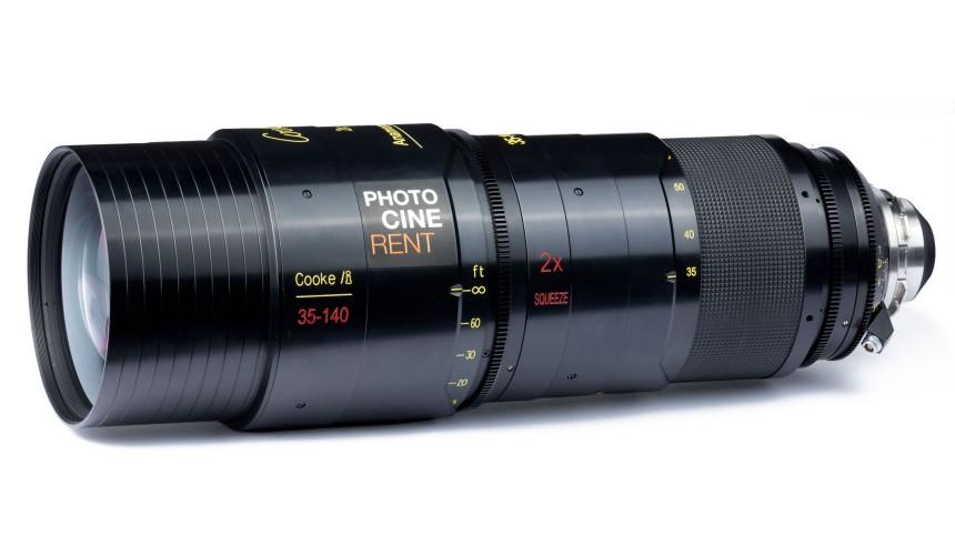 Cooke 35-140mm Anamorphic/i Zoom T3.1