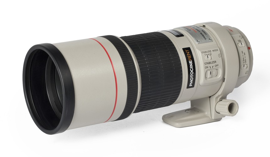 Canon EF 300mm f4.0L IS USM