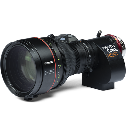 25-250mm T2.95 (CN10x25)