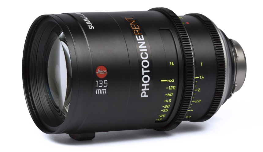 Leica Summilux-C 135mm T1.4