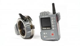 LockCircle PrimeCircle Kit Pro E-monture E pour Sony F3/F5/F55