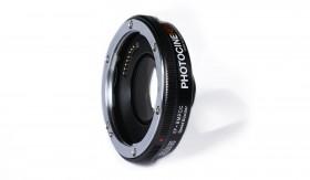 Metabones SpeedBooster Canon EF vers BMPCC