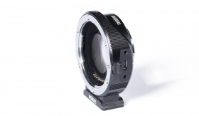 Metabones SpeedBooster Canon EF to E-mount T Ultra