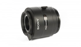 Sony B4 mount to FZ Adapter