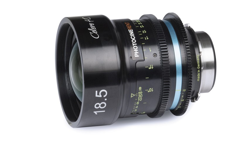 Celere - High Speed 18.5mm T1.5
