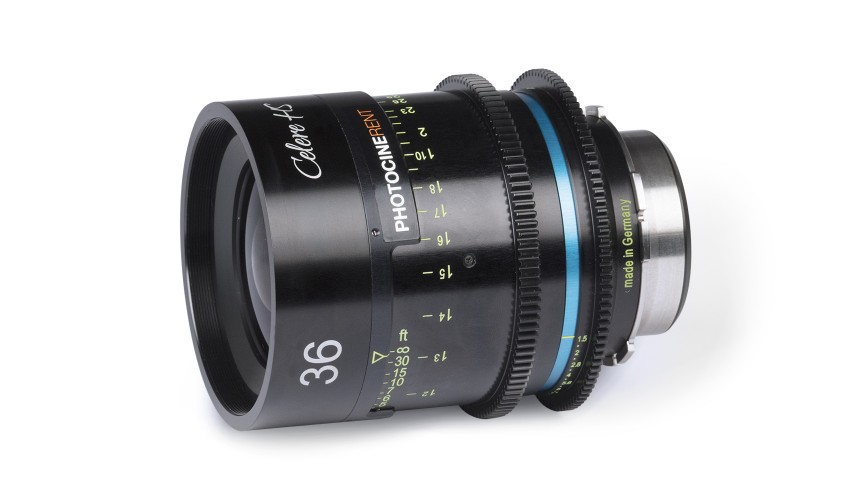 Celere - High Speed 36mm T1.5