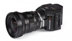 Blackmagic Micro Cinema Camera (MFT)