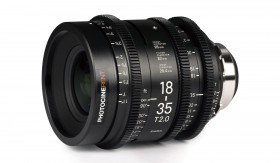 Sigma Cine Zoom 18-35mm T2 (S35)