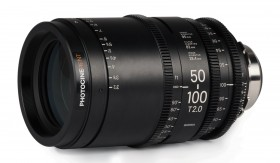 Sigma Cine Zoom 50-100mm T2 (S35)