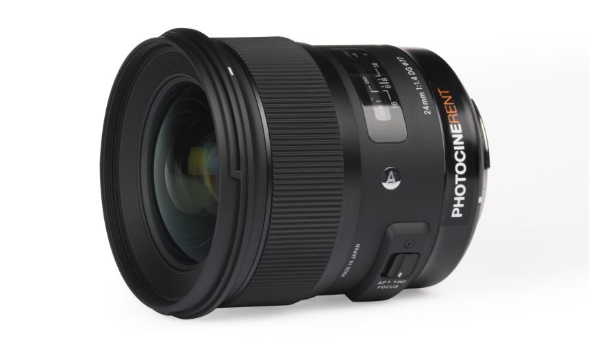 Sigma 24mm f/1.4 (FF)