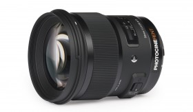 Sigma 50mm f/1.4 (FF)