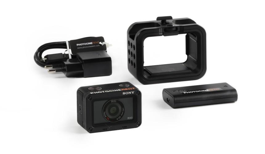 Sony - Camera DSC-RX0