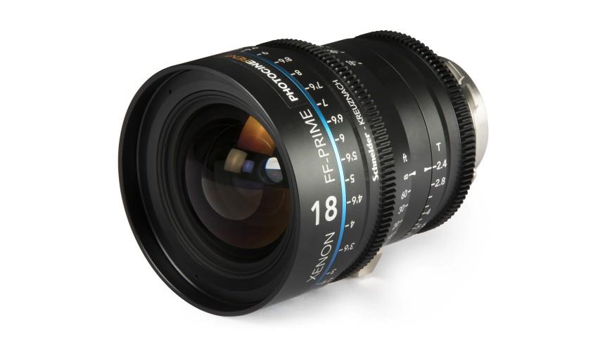 Cine-Xenon 18mm T2.4