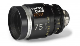 Cine-Xenar 75mm T2.0