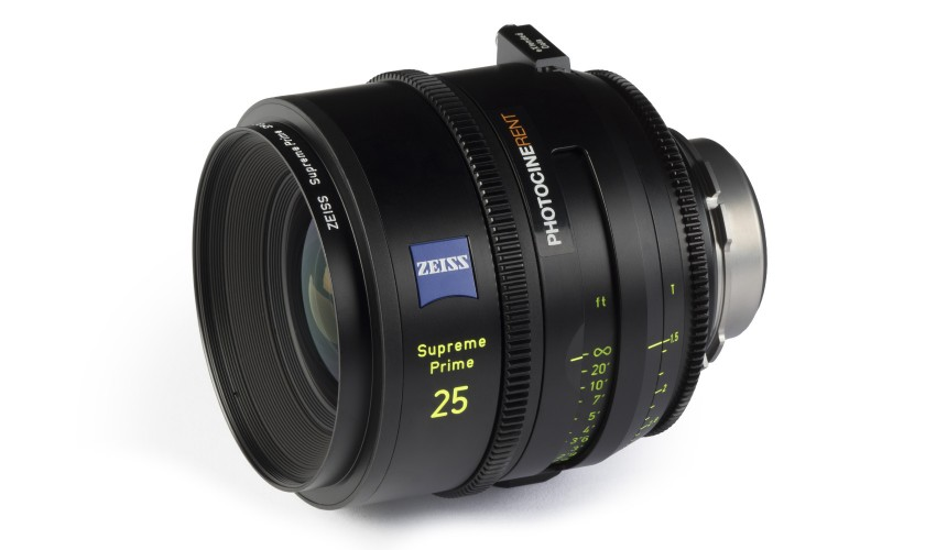 Zeiss - Supreme Prime 25mm T1.5