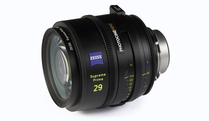 Zeiss - Supreme Prime 29mm T1.5