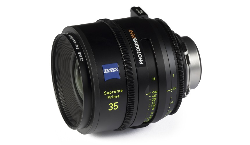 Zeiss - Supreme Prime 35mm T1.5