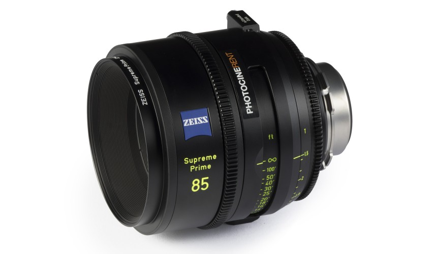 Zeiss - Supreme Prime 85mm T1.5