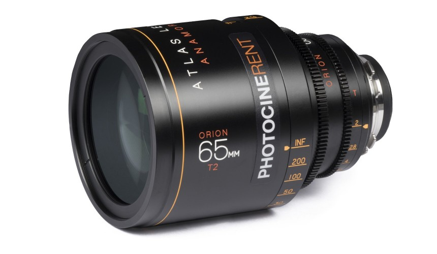 Atlas Lens Co - Orion Anamorphic 65mm T2.0
