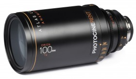 Atlas Lens Co - Orion Anamorphic 100mm T2.0
