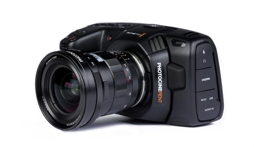 Blackmagic Pocket Camera 4K (MFT)