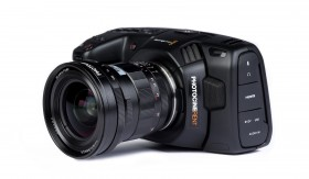 Blackmagic Pocket Camera 4K (MFT)