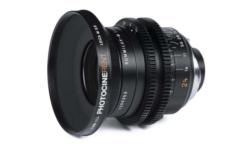 Leica M0.8 Summilux 24mm f/1.4