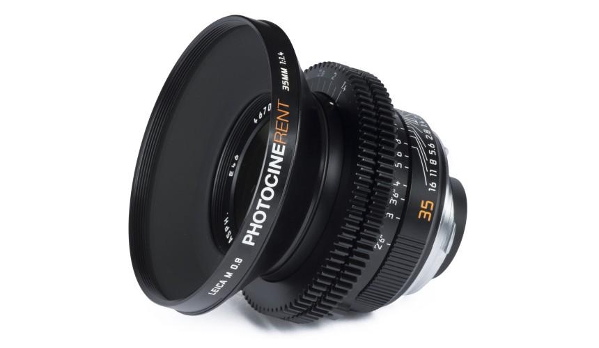 Leica M0.8 Summilux 35mm f/1.4