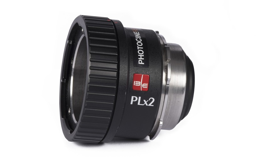 IBE Optics PLx2 Extender