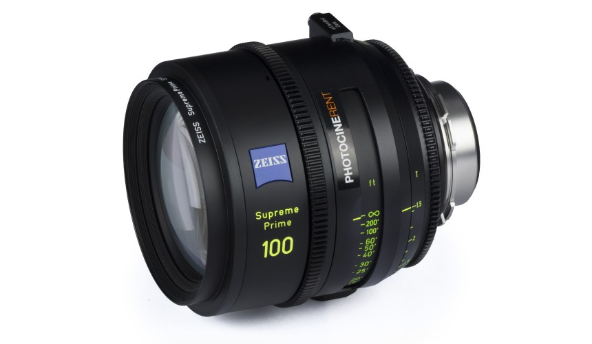Zeiss - Supreme Prime 100mm T1.5
