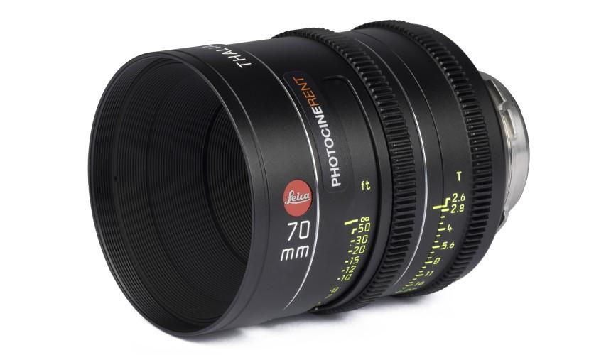 Leitz Thalia 70mm T2.6