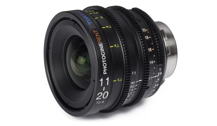 Tokina Cine 11-20mm T.9