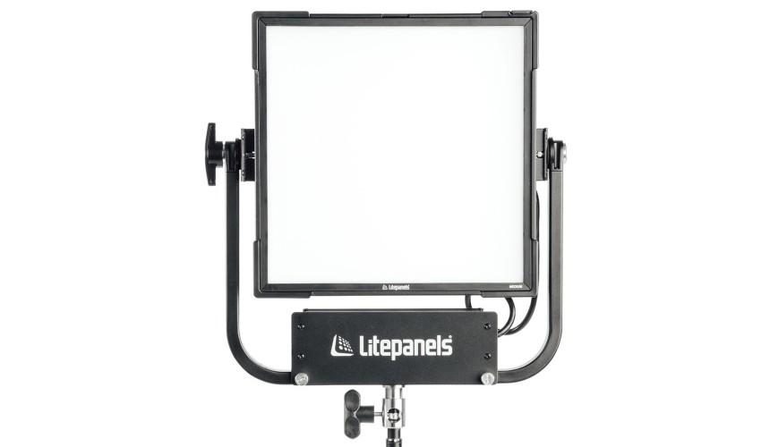 Litepanels Gemini 1x1, Bi Color + RGB