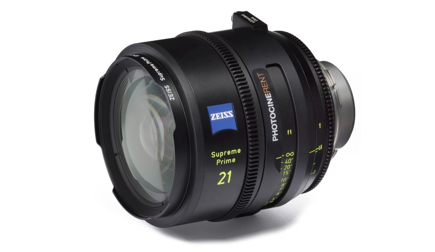 Zeiss - Supreme Prime 21mm T1.5