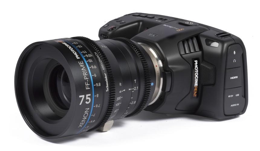 Blackmagic Pocket Camera 6K (EF)