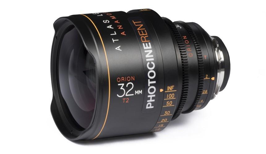 Atlas Lens Co - Orion Anamorphic 32mm T2.0