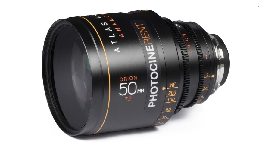 Atlas Lens Co - Orion Anamorphic 50mm T2.0