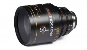 Atlas Lens Co - Orion Anamorphic 50mm T2.0