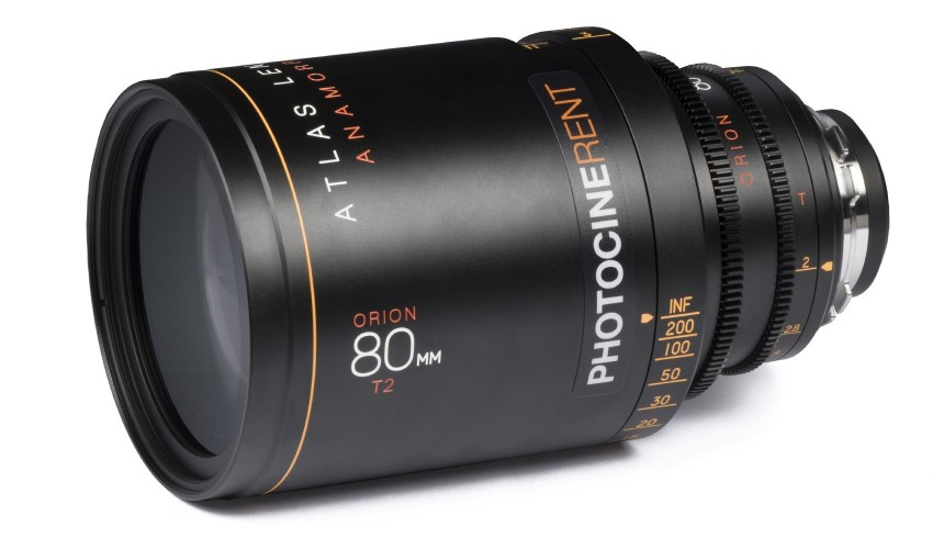 Atlas Lens Co - Orion Anamorphic 80mm T2.0