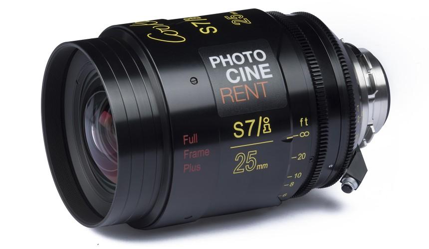 Cooke S7/i 25mm T2
