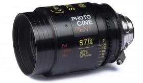 Cooke S7/i 50mm T2