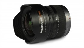 Panasonic Lumix 7-14mm f/4.0